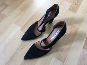 Wildleder Pumps