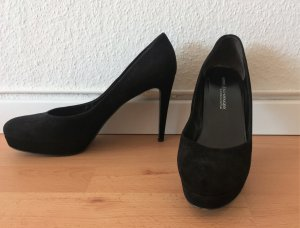 Wildleder Pumps High-Heels
