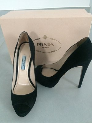 Wildleder Pumps Prada, gr.37,5