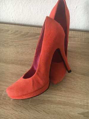 Wildleder Pumps von Buffalo