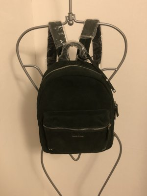 Marc O'Polo Backpack silver-colored-dark green