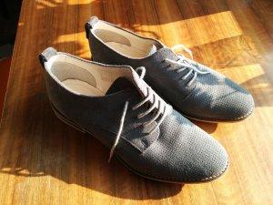 Wildleder Schnür Schuhe