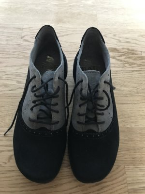 Bär Lace Shoes black-light grey
