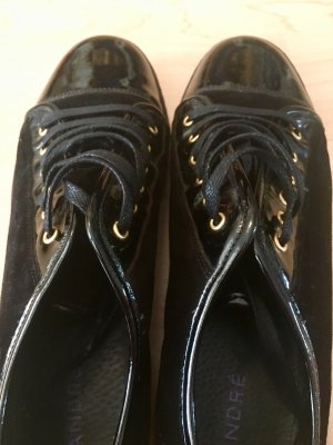 Zapatos Budapest negro