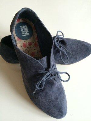 Wildleder Schnürschuhe von SMH shoes