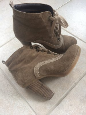 Wildleder Schnürstiefeletten Görtz Shoes