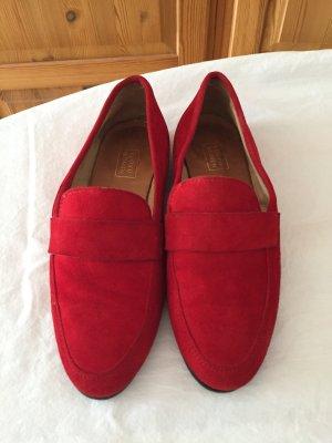 Wildleder Schuhe in 35
