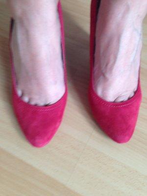Wildleder Schuhe noch nie getragen