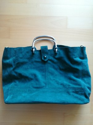 Zign Shopper dark green
