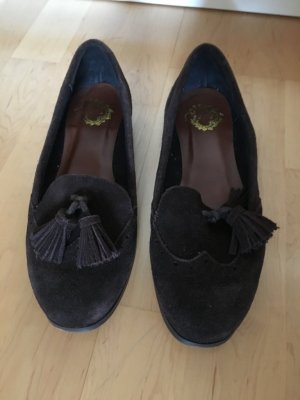 Wildleder Slipper von Urban Outfitters