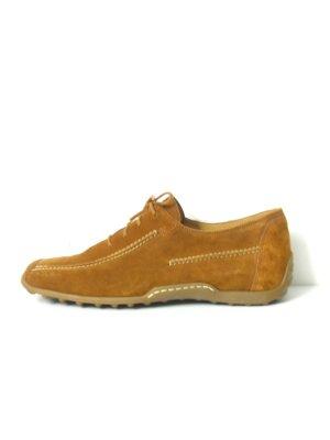 Wildleder- Sneaker, Gr. 7, neuwertig