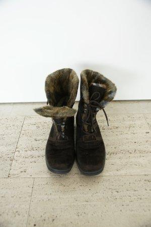 Wildleder-Stiefel, 42, sehr guter Zustand