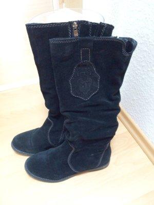 Wildleder Stiefel von Marco Tozzi schöner Stiefel