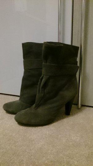Guess Zapatos gris oscuro-gris antracita