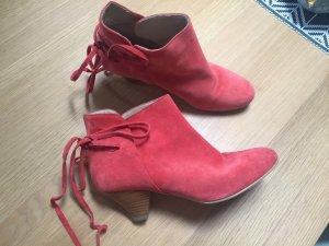 Wildleder Stiefeletten Ankle Boots Sessun Palermo