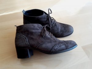 Wildleder Stiefeletten von Paul Green