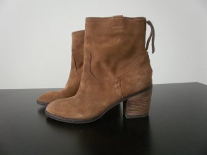 Sam edelman Ankle Boots bronze-colored suede