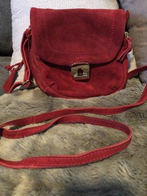 5th Avenue Crossbody bag dark red
