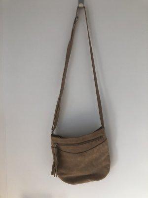 Wildleder Tasche