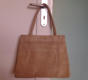 Wildleder-Tasche von Genuine Leather