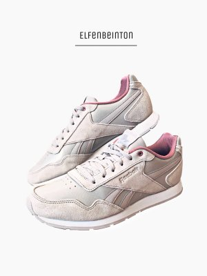 Wildleder Velours Leder beige Sandton Royal glide from LTE Ortholite / Reebok / 40