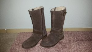 Wildleder Winter Boots