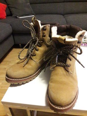 Wildleder Winterboots von s. Oliver in 38