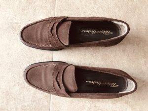 Wildledercollege Schuhe