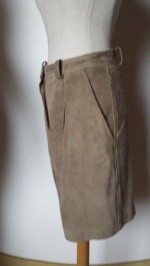 Culotte Skirt sand brown