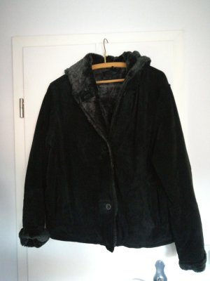 TREND Collection Winter Jacket black