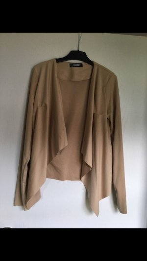 Blouse Jacket beige-oatmeal