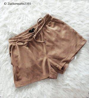 Wildlederlook Shorts H&M 36 S
