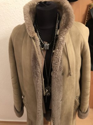 Pelt Coat sage green