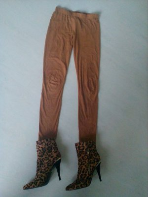 Atmosphere Leggings color bronce-coñac