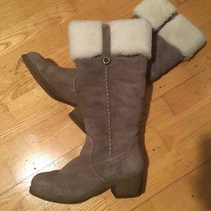 Wildlederstiefel Brown shoe company Gr 40