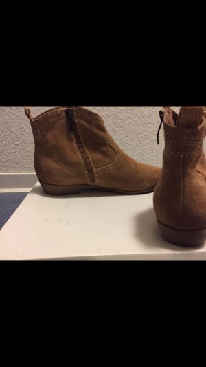 Tamaris Western Booties multicolored