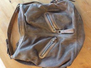 Wildledertasche von Clarks