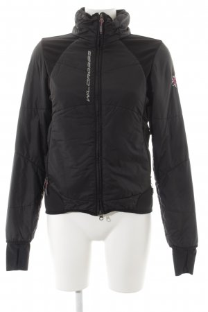Wildroses Outdoor Jacket black athletic style