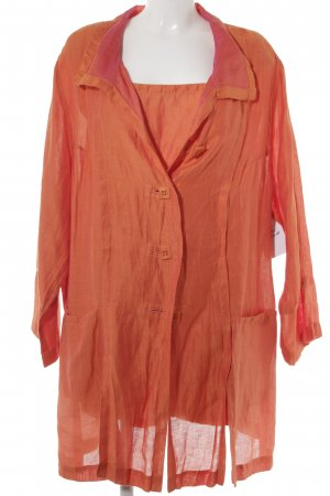 Wille Web Twin Set orange-pink Casual-Look