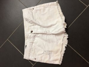 William Rast Shorts Gr. 27 in weiss used Look