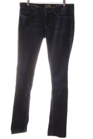"William Rast Skinny Jeans ""Jerri ultraskinny"" dunkelblau"