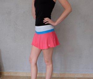 Wilson Plaid Skirt multicolored polyester