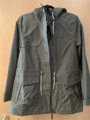 sélection premium 4fa11 9c4b5 Decathlon Parka green grey-khaki