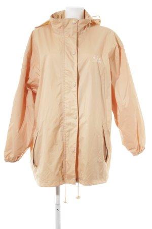 Wind Regenmantel apricot Casual-Look