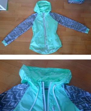 Windbraker Jacke Summer Mint Sportswear