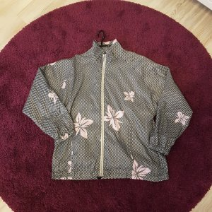 Windbreaker Jacke mit Reißverschluss