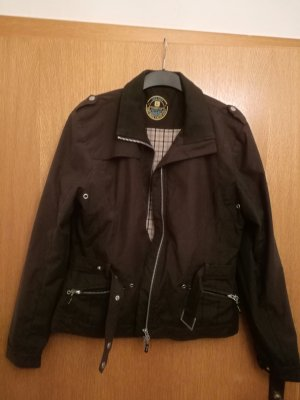 Outdoor Jacket dark brown
