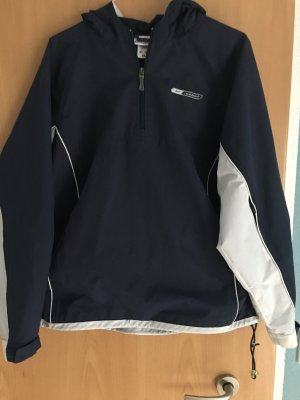Reebok Windbreaker dark blue-white