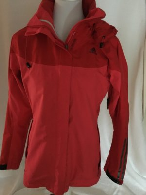 Adidas Outdoor Jacket red