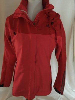 Adidas Veste d'extérieur rouge